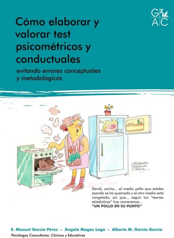 Libro Cómo Elaborar y Valorar test psicométricos y conductuales